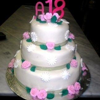 torta per diciottesimo ragazza