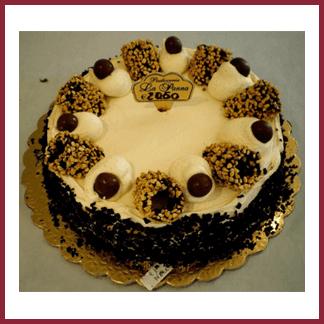 torta con granella