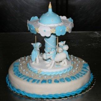 torta a giostra