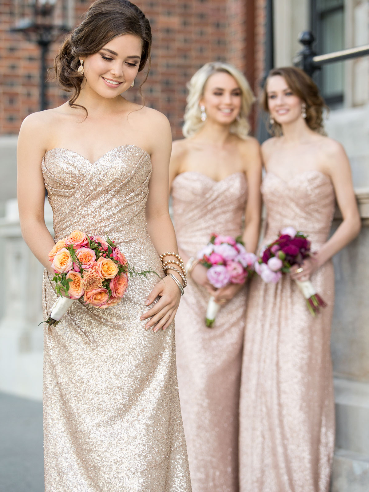 Your wedding party will love our bridesmaid and flower girl dresses slide title ombrellifo Choice Image