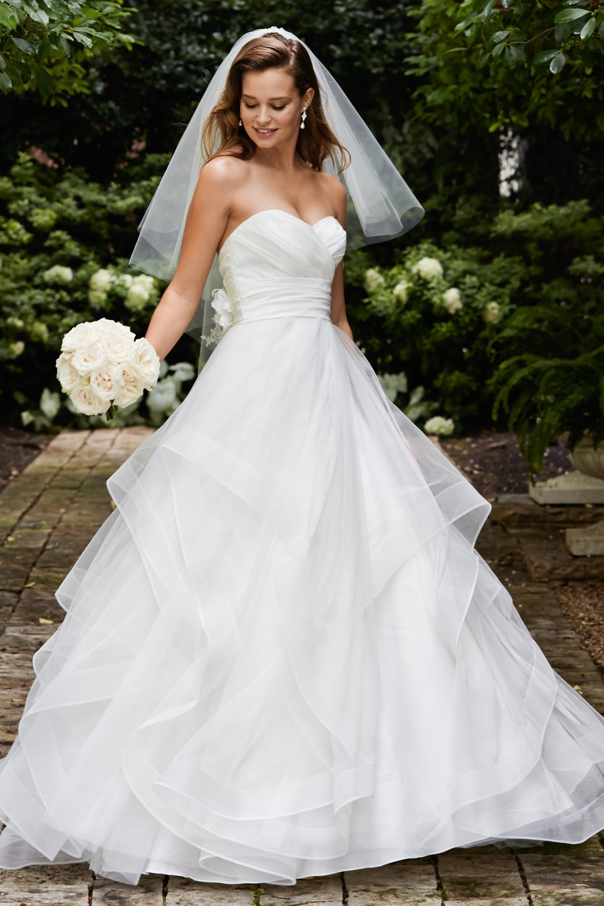 Collection of designer and bridal gowns to fit your style and budget