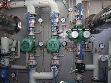 impianti di riscaldamento, riscaldamento aziendale, riscaldamento industriale