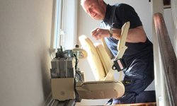 Rental stairlifts offered by Anglia Stairlifts