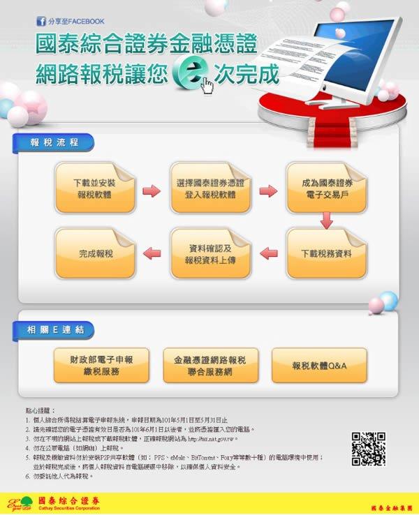 國泰證券_報稅流程
