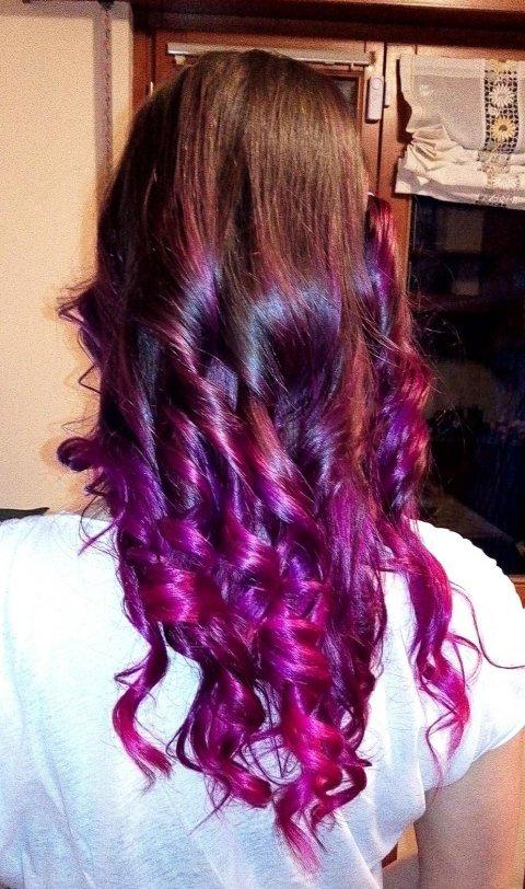 colorazione e messa in piega capelli
