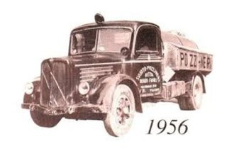 Vecchio camion spurghi
