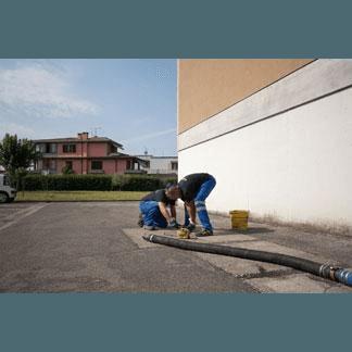 Manutenzione pozzetti e caditoie
