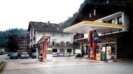 stazione di rifornimetno benzina
