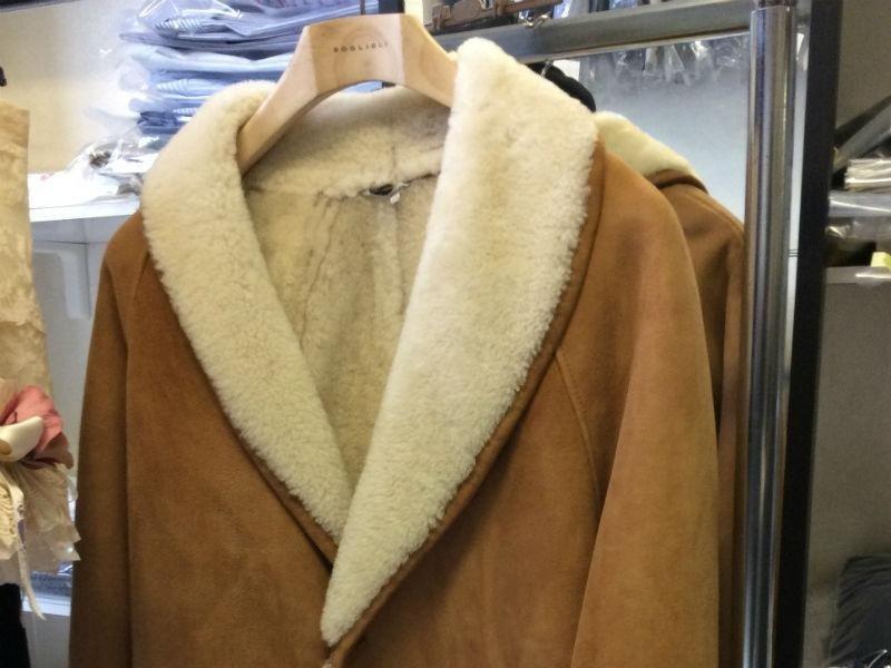 Lavaggio cappotti