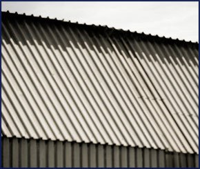 Steel Sheet Roofing From Ballybogy