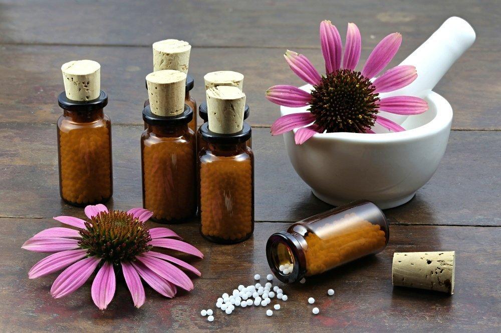 Fiori di Bach e prodotti fitoterapeutici