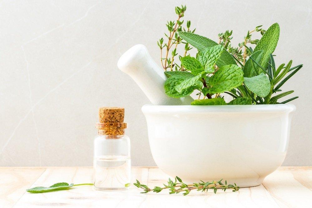 Piante naturali per uso medico