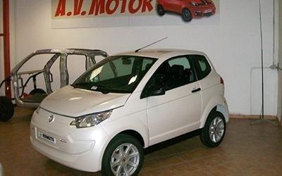 AIXAM City GT bianca