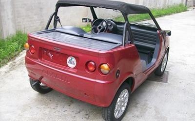 AIXAM Cabrio usato