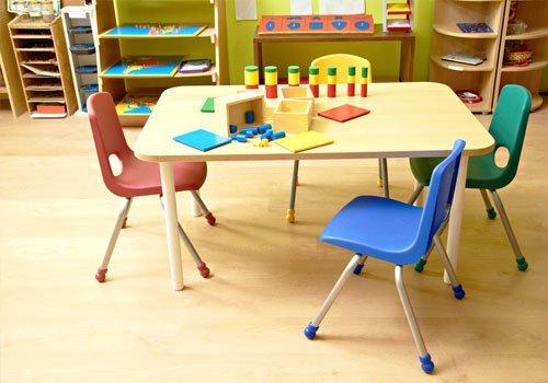 main nursery room