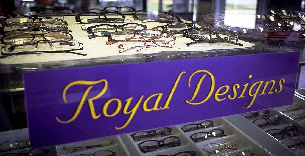 Royal Designs Eyeglasses