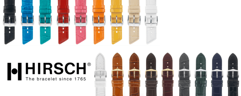 Hirsch orologi Cinturini