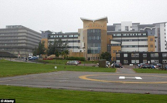 Royal Infirmary Aberdeen