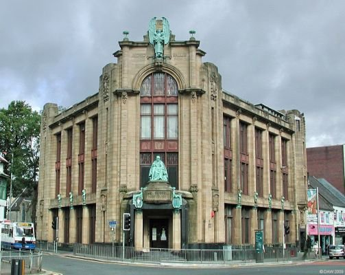 Russell Institute Paisley