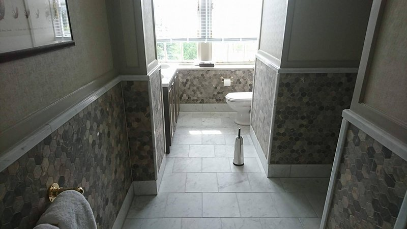 Marble Terrazzo Projects In The Glasgow Area
