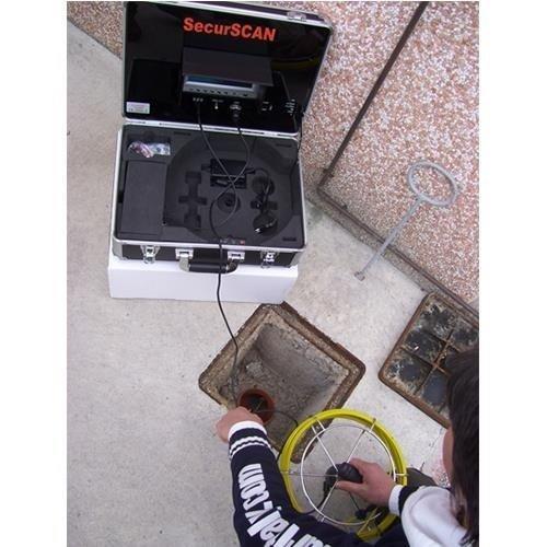 Videoispezione con SecurScan