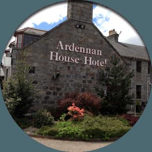 Ardennan House Hotel exterior