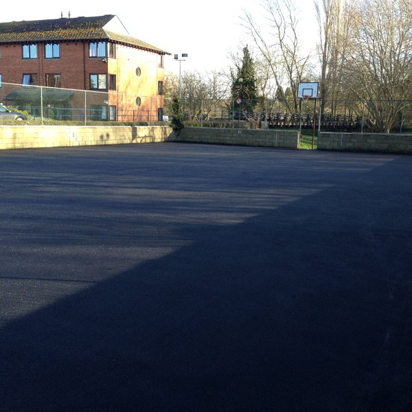 Resurfacing At Buckingham University
