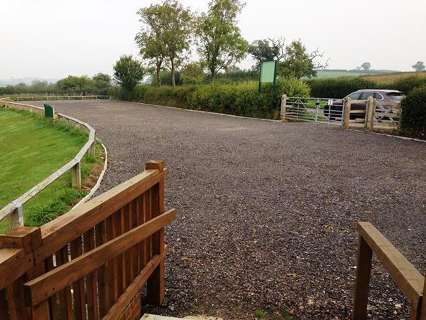 North Marston & Granborough Sports Fields Car Park Resurfacing