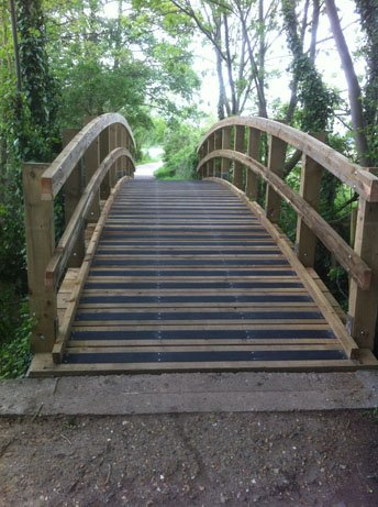 Rights of Way Footbridge Marlow
