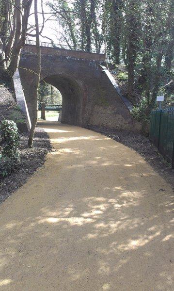 Bowden Lane High Wycombe Resurfacing