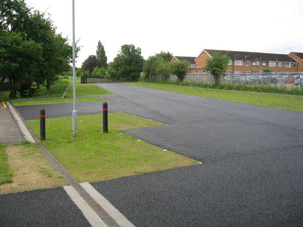 Stoke Mandeville Teaching Centre Car Park