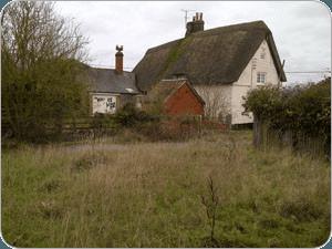 farmhouse restoration in progress