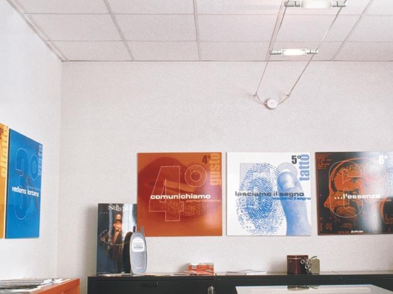 Esempio di installazione a Led presso un ufficio