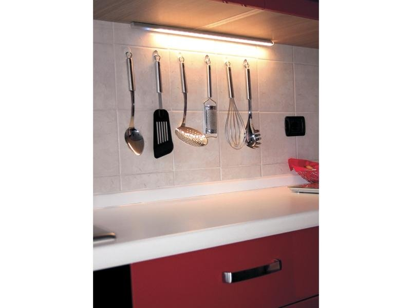 Progetto di installazione Led in una cucina