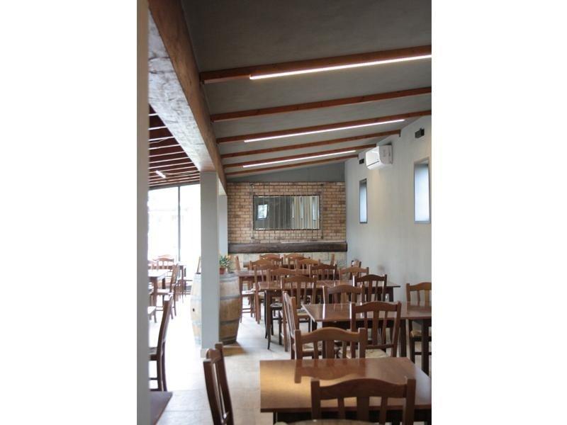 Illuminazione per ristorante