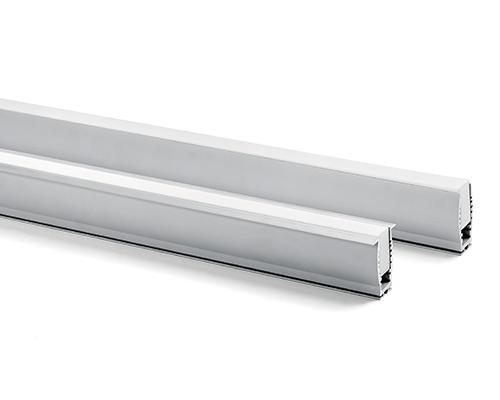 Binario Etha in alluminio estruso