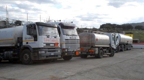 trasporto combustibili
