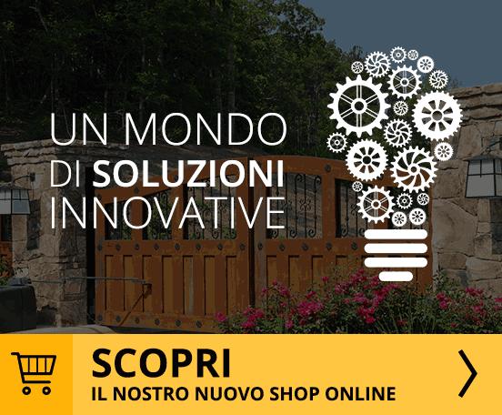 E-shop automazioni a Perugia