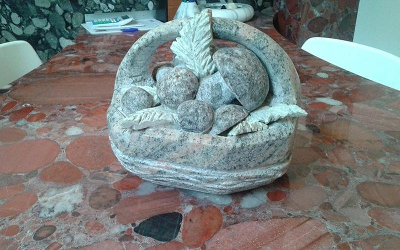 Scultura in granito