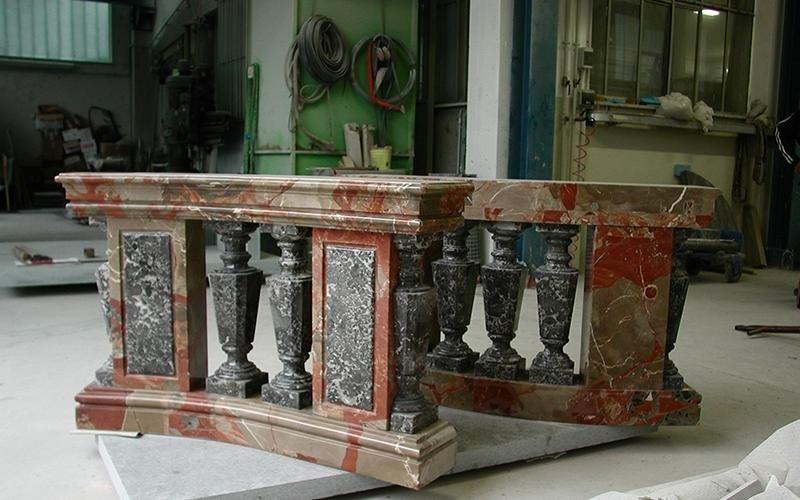 Arte sacra in marmo e granito