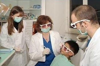 dentista roma, trattamento laser,