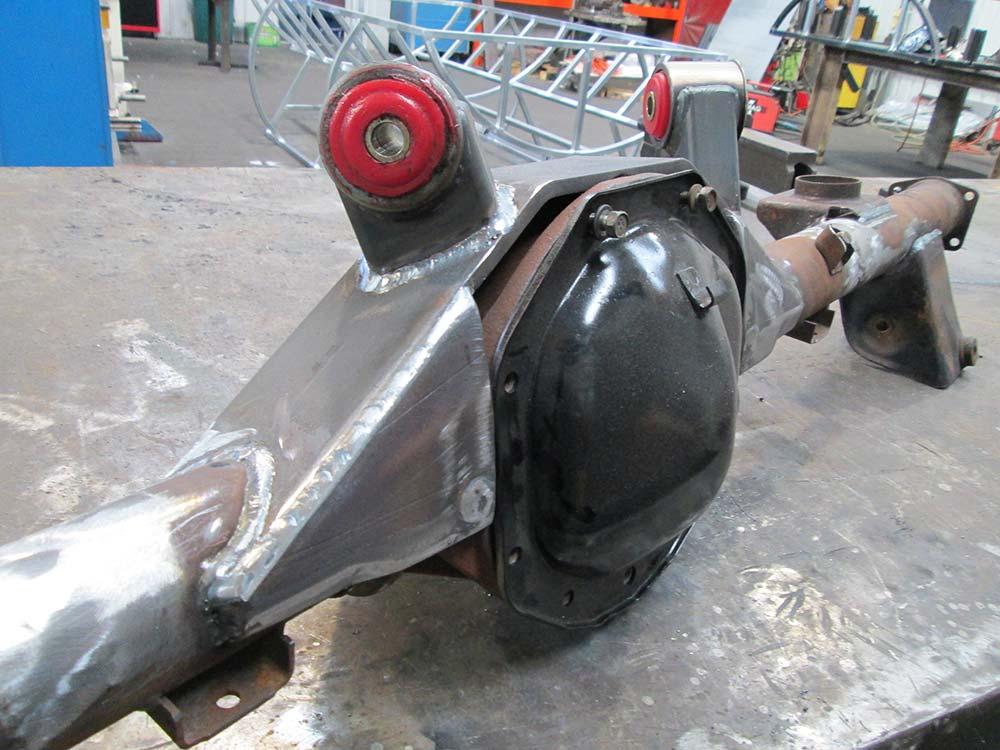 aikman engineering car rear axle