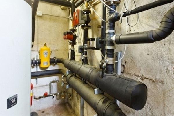 impianto idraulico industria