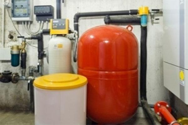 boiler impianto termico