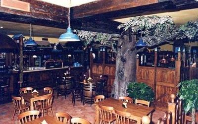 sala osteria e bar
