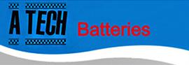 a tech batteries logo