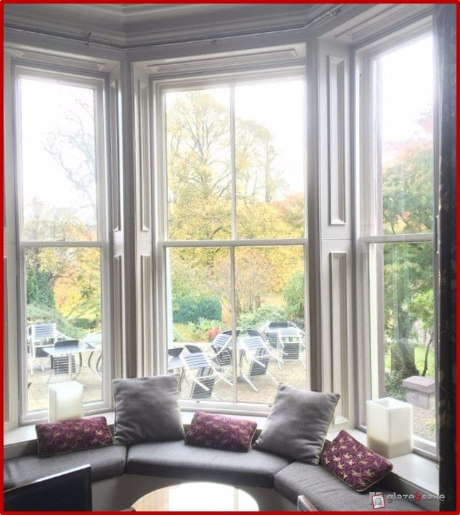 Glaze and save solutions for sash and case windows