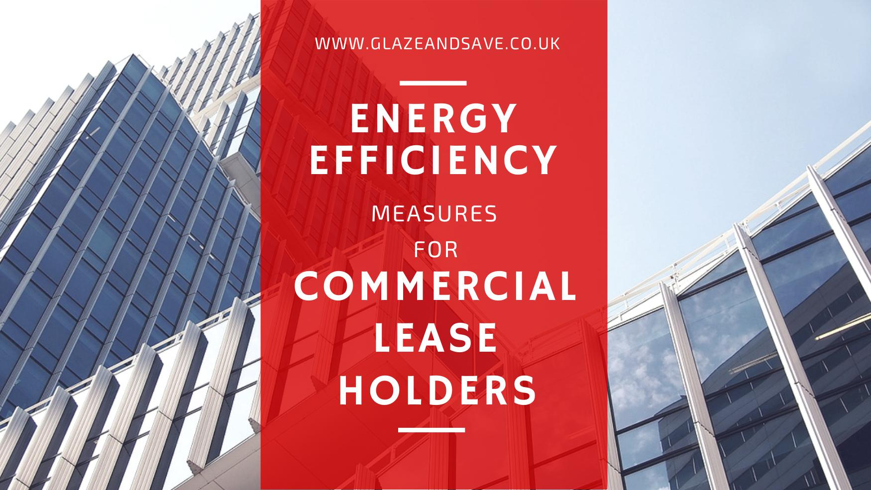 Energy efficiency measures for commercial leaseholders by Glaze & Save, bespoke magnetic secondary glazing and draught proofing.