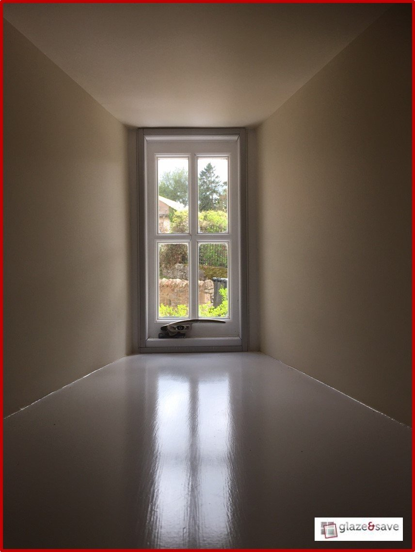 Ensuite Bathroom No Window secondary glazing windows | listed buildings | sash windows