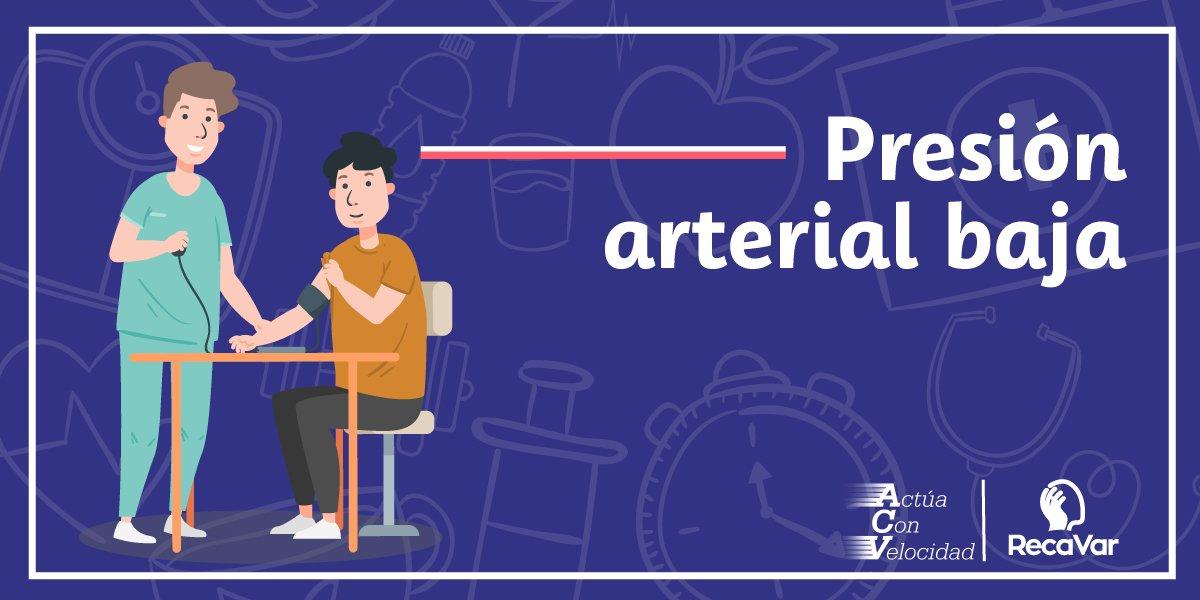 Tipos, síntomas y causas de la presión arterial baja